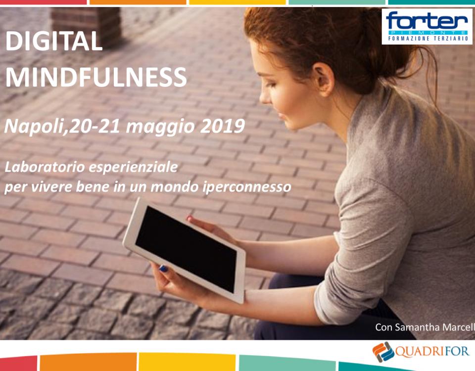 Digital Mindfulness Napoli