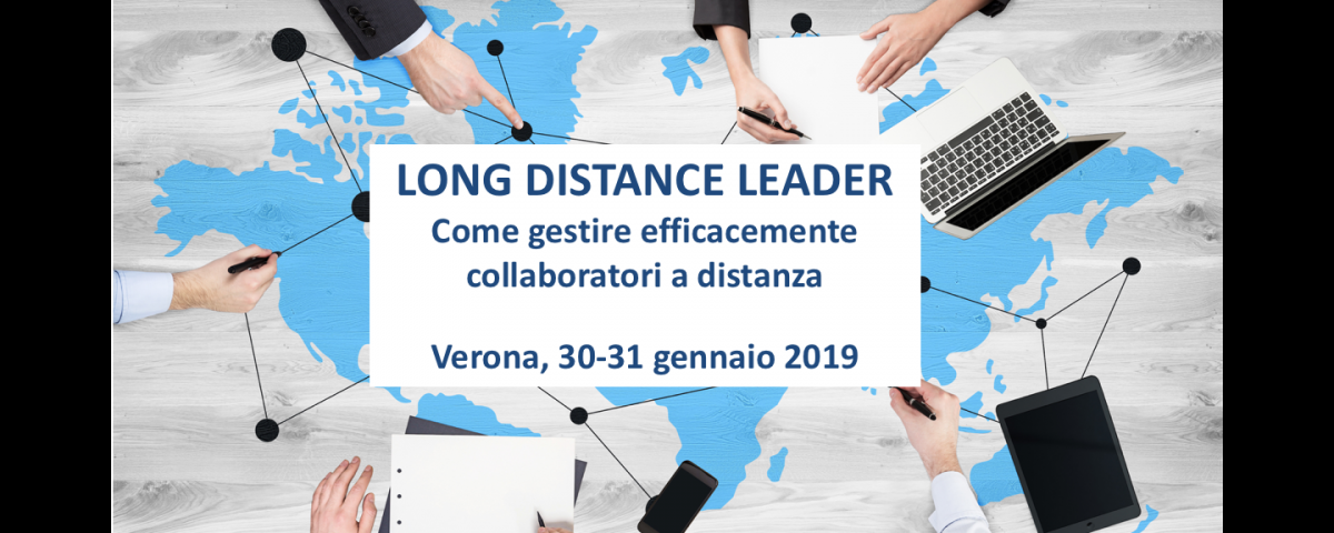 Long Distance Leader Verona gennaio 2019