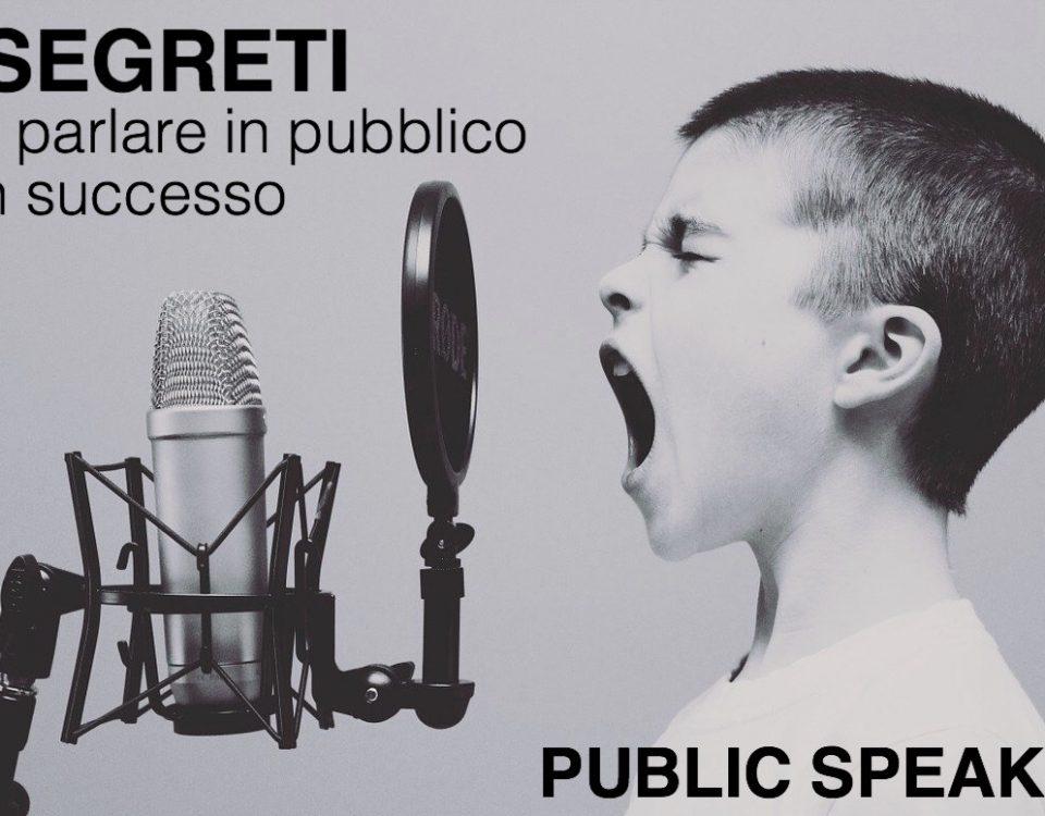 Public Speaking Firenze 25 febbraio 2020