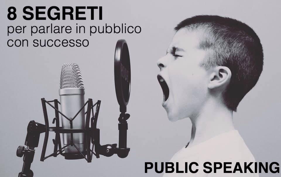 public speaking Confindustria Valle d'Aosta 5 marzo 2020