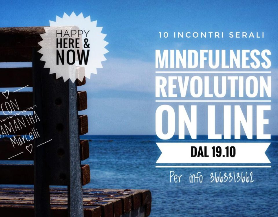 Mindfulness Revolution On line