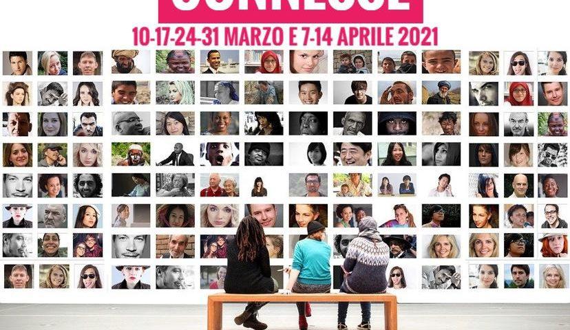 FORTI LIBERE E CONNESSE Laboratorio con Samantha Marcelli Marzo 2021