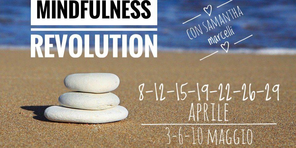 mindfulness revolution primavera 2021